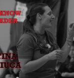 Get To Know A Crusader – Coach Cristina Stanciuca